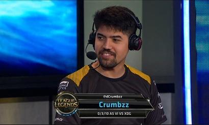 Crumbz: «Я думаю, что вхожу в топ-3»