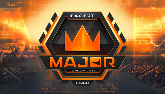 How to watch the FACEIT Major: London 2018 - New Legends