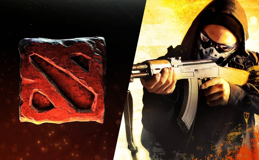 Медиадуэль: Dota 2 против Counter Strike:Global Offensive. Поле боя — Twitter