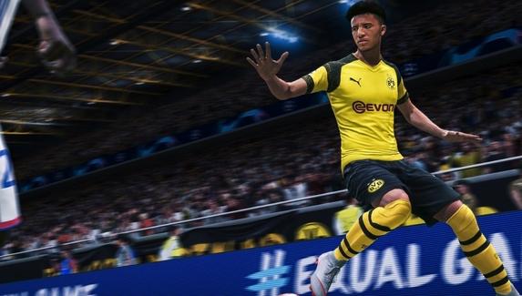 EA Sports впервые показала геймплей FIFA 20