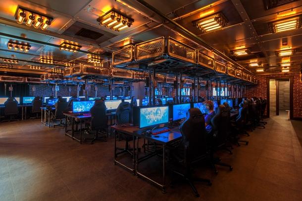 Cyber Loft в Yota Arena