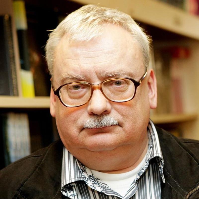Анджей Сапковский, автор «Саги о ведьмаке»