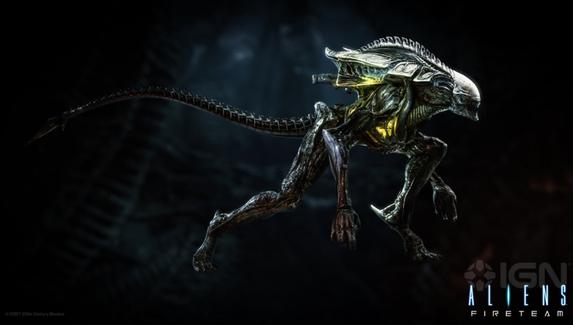 Авторы Aliens: Fireteam показали разновидности ксеноморфов
