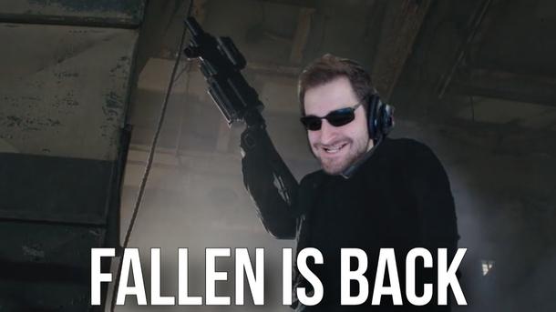 FALLEN IS BACK