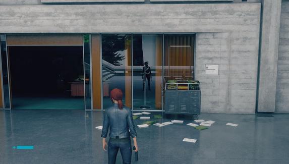 Разработчики Control показали игру на консолях нового поколения