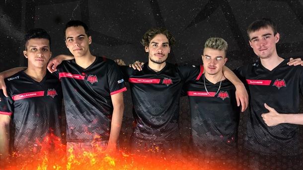 Первый состав HellRaisers с этом сезоне — из этих игроков в команде остались только Nix и Miposhka Источник: HellRaisers