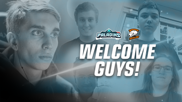 Virtus.pro announces Paladins line-up