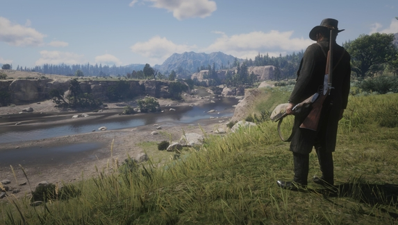 В PlayStation Store сделали большую скидку на Red Dead Redemption 2