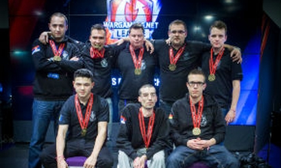 EU Gold Series 2014 Season 5: Kazna Kru - чемпионы