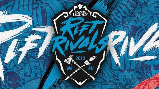 EU > NA: Европа победила на Rift Rivals 2018