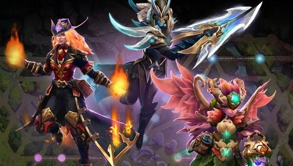 Златовласая Mirana и цветущая Enchantress — сокровищницы «Враждостояния» в Dota2