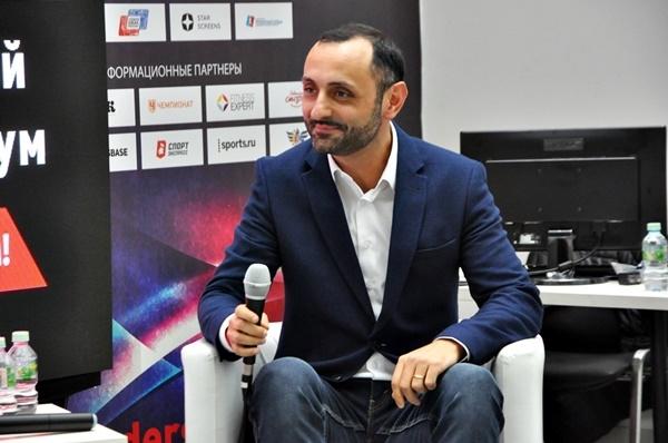 Николай Петросян, директор медианаправления ESforce Holding, глава Cybersport.ru