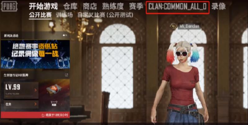 Страница клана | Источник: канал PlayerIGN на YouTube
