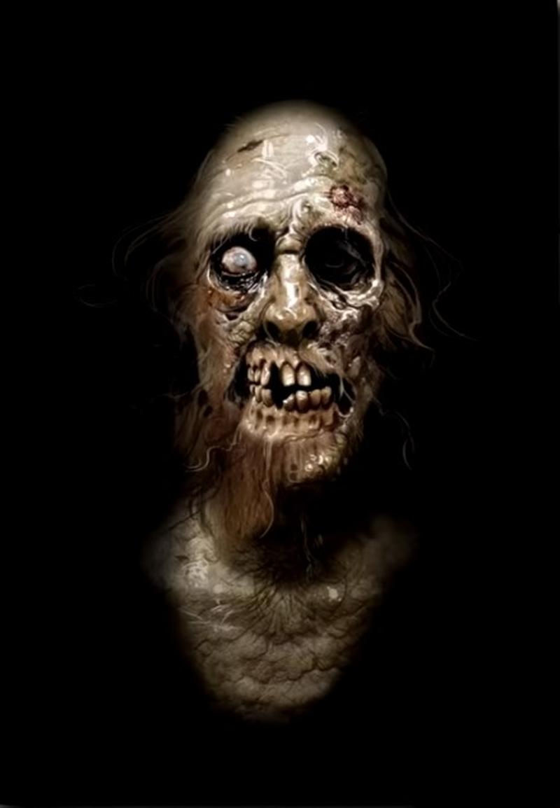 Концепт зомби для L4D3