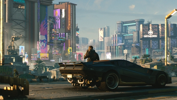 Cyberpunk 2077 потеряла право на участие в The Game Awards 2020