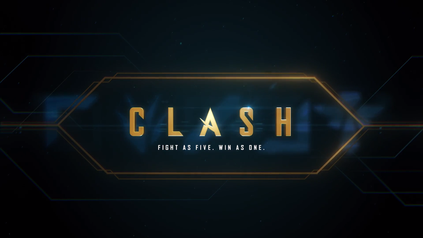 Get the gang together - Clash has been officially released!