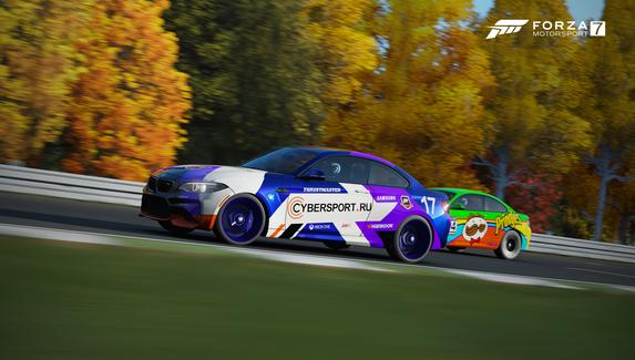 V1lat и представитель Team Empire станут гостями финала второго этапа Forza Motorsport 2021