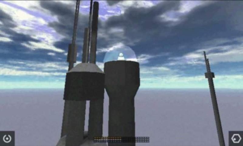 Предположительно — скриншот ранней версии Prospero