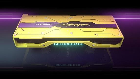 В сети появился видеообзор RTX 2080 Ti в стиле Cyberpunk 2077