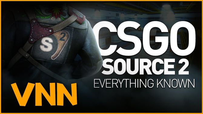 VNN: Valve может перенести CS:GO на Source2 к концу 2021 года