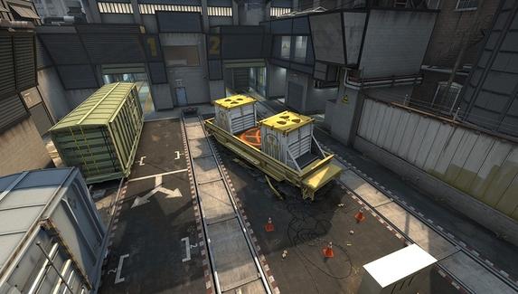 Valve заменила Train на Ancient в списке турнирных карт и выпустила новый кейс в CS:GO