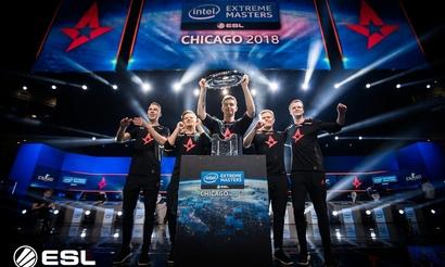 Astralis победила на IEM Chicago 2018