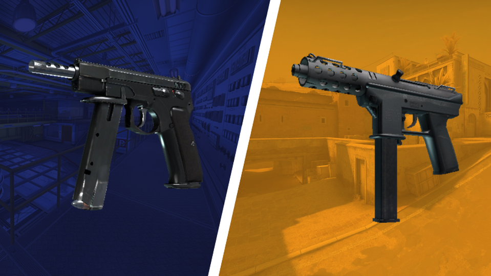 The Tec-9 returns, or why you might want to drop the CZ-75