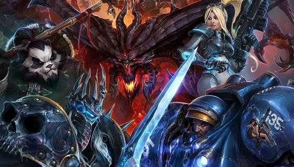 Blizzard выпустила ролик к 30-летию студии