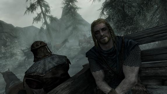 Фанат запустил The Elder Scrolls V: Skyrim на экране клавиатуры