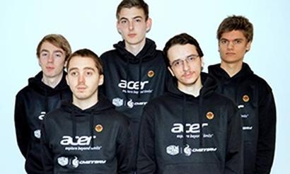 Team Acer начинает сотрудничество с SHC