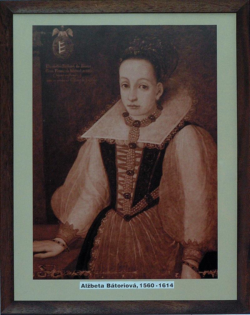 Елизавета Батори | Источник: wikipedia.org