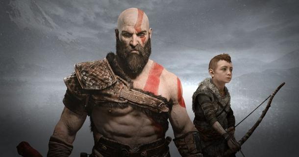 Скриншот: God of War