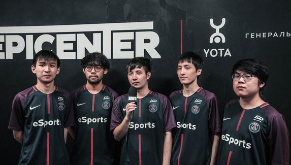 PSG.LGD и Team Aster возглавили группы в китайской квалификации на The Chongqing Major