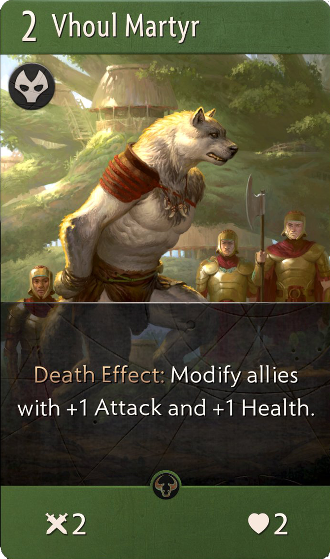 Vhoul Martyr