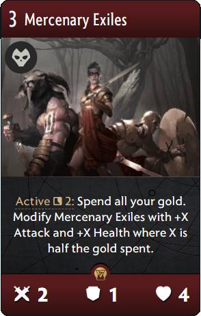Mercenary Exiles