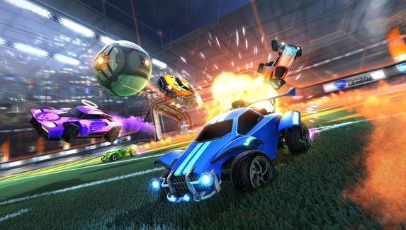 Бесплатная версия Rocket League не потребует подписки на онлайн-сервисы на PS4 и Nintendo Switch