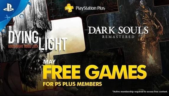 Dying Light и Dark Souls Remastered в мае могут стать бесплатными для подписчиков PS Plus