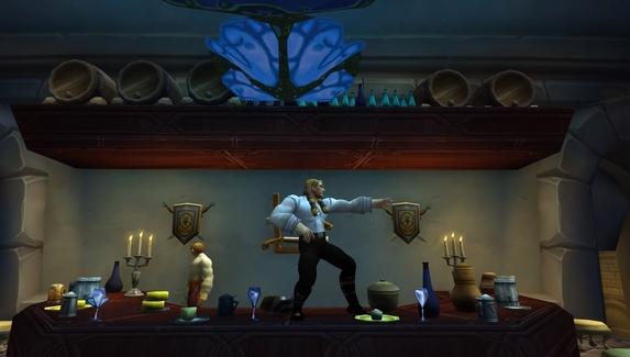 Все танцы из World of Warcraft под музыку Шакиры, Майкла Джексона, MC Hammer и других исполнителей