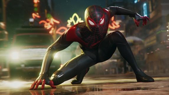 Новый кинематографический трейлер Spider-Man: Miles Morales