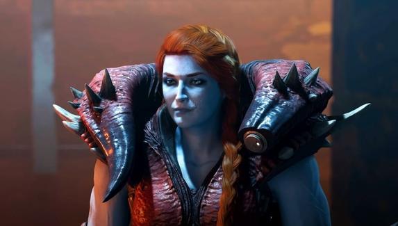 Новый трейлер Marvel's Guardians of the Galaxy посвятили леди Хеллбендер