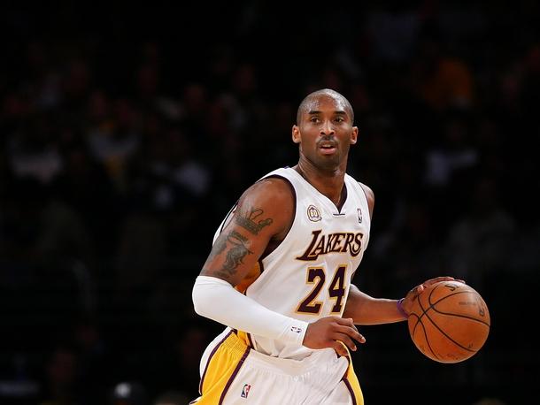 Коби Брайант. Фото: NBA