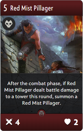 Red Mist Pillager