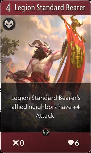 Legion Standard Bearer