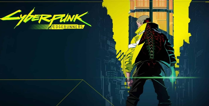 Промокадр сериала Cyberpunk: Edgerunners