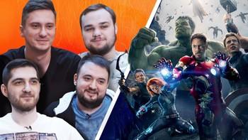 Мстители vs Virtus.pro. Блиц бесконечности