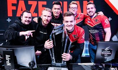 FaZe Clan обошла ENCE eSports в рейтинге HLTV.org