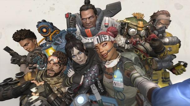 Все персонажи Apex Legends. Пока их только восемь