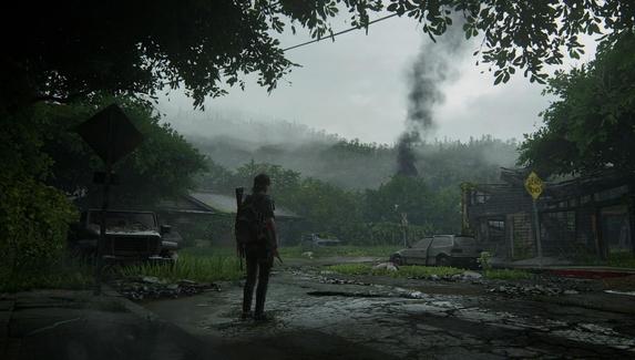 Первые минуты геймплея The Last of Us PartII