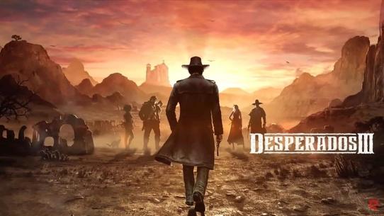 Дикий, дикий Запад: мнение о Desperados III