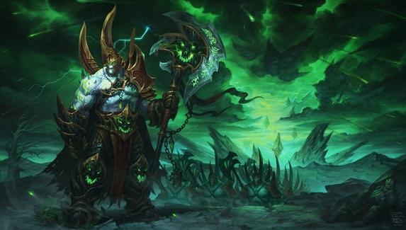 В редакторе карт Warcraft III: Reforged воссоздали World of Warcraft